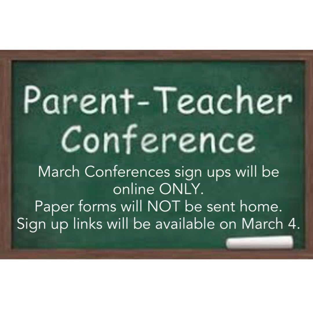 March Conferences Online Registration Only