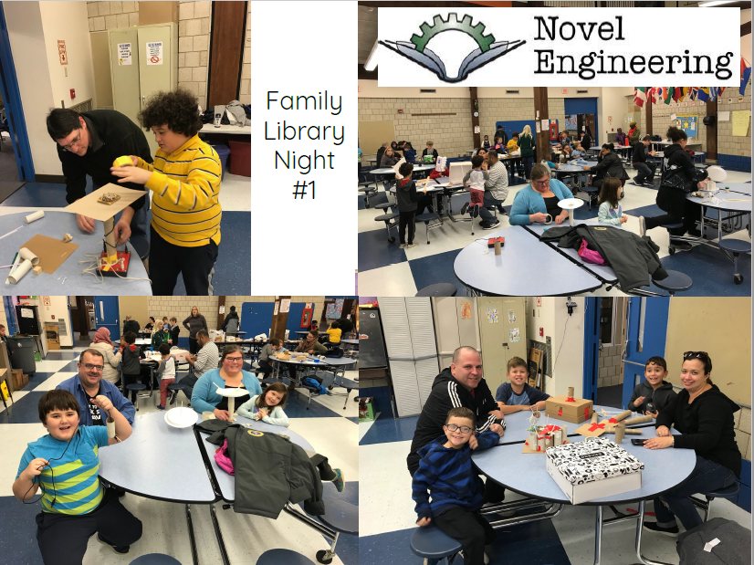 Novel Engineering Family Night